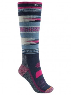 BURTON ponožky PERFORMANCE MOOD INDIGO
