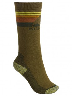 BURTON ponožky EMBLEM MARTINI OLIVE
