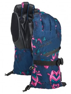 BURTON rukavice GORE DRESS BLUE STYLUS