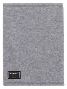 BURTON šatka EMBER FLEECE GRAY HEATHER