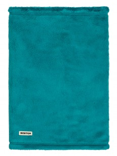 BURTON šatka CORA GREEN-BLUE SLATE