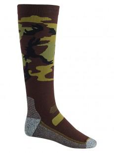 BURTON ponožky PERFORMANCE UL CAMO