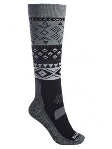 BURTON ponožky PERFORMANCE LTW TRUE BLACK