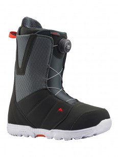 BURTON topánky MOTO BOA GRAY/RED