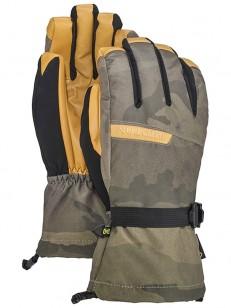 BURTON rukavice DELUXE GORE WORN CAMO