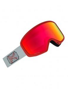 ANON brýle DERINGER MFI WHITE ROSE/SONARRED