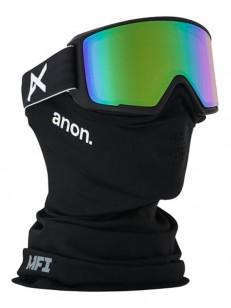 ANON brýle M3 MFI BLACK/SONARGREEN
