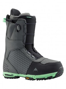 BURTON topánky IMPERIAL GRAY/GREEN