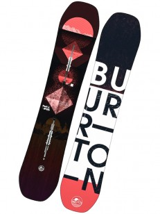 BURTON snowboard FEELGOOD FLYING V