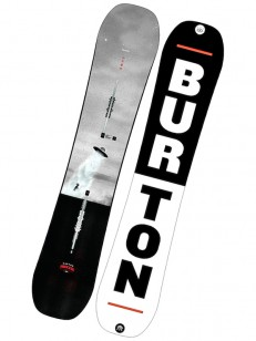 BURTON snowboard PROCESS FLYING V