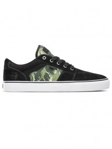 ETNIES topánky BARGE LS BLACK/GREEN
