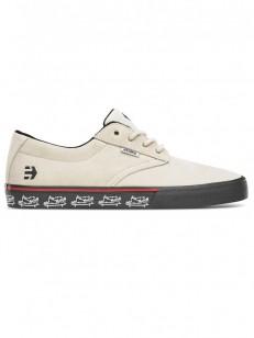 ETNIES topánky JAMESON VULC WHITE/BLACK/PRINT