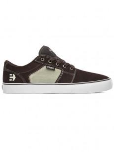 ETNIES topánky BARGE LS BROWN/TAN