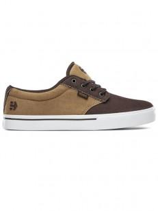 ETNIES topánky JAMESON 2 ECO BROWN/TAN/BROWN