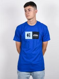 ETNIES tričko EBLOCK ROYAL