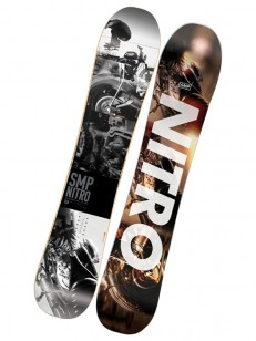 NITRO snowboard SMP