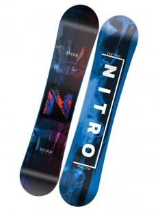 NITRO snowboard PRIME WIDE OVERLAY