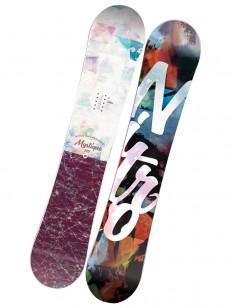 NITRO snowboard MYSTIQUE
