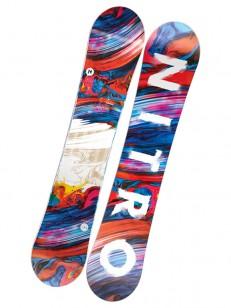 NITRO snowboard LECTRA