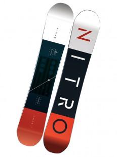 NITRO snowboard TEAM WIDE